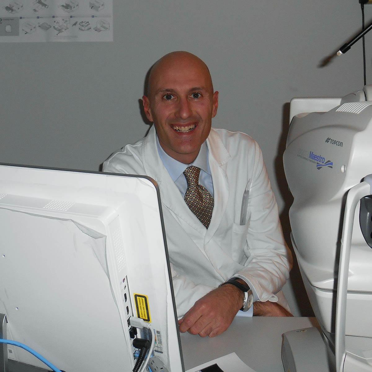 24e2aa62b9 Dr. Simone Bonanni - Oculistica San Paolo Pistoia - Centro Oculistico  d'avanguardia